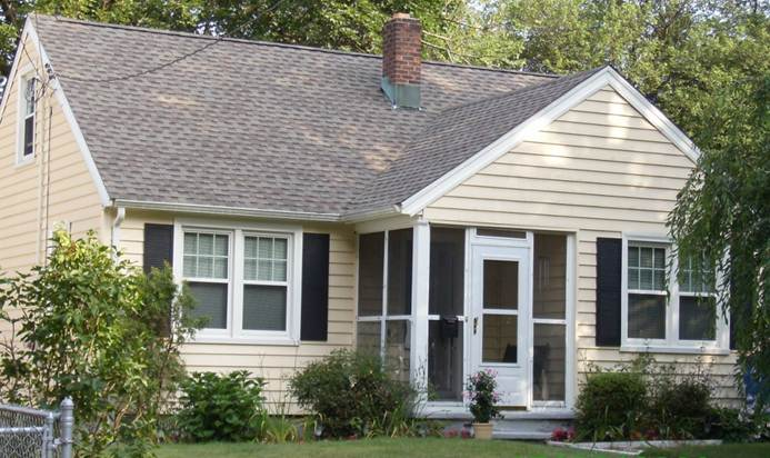 Siding carefree home pros - Exterior house insulation under siding ...